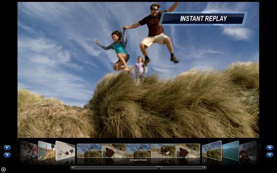 iMovie '11 9.0.6 UI