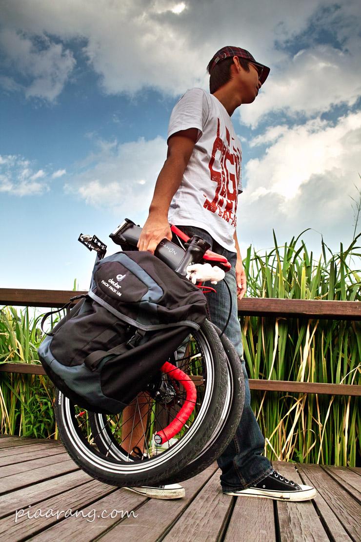 dahon folding bike instructions