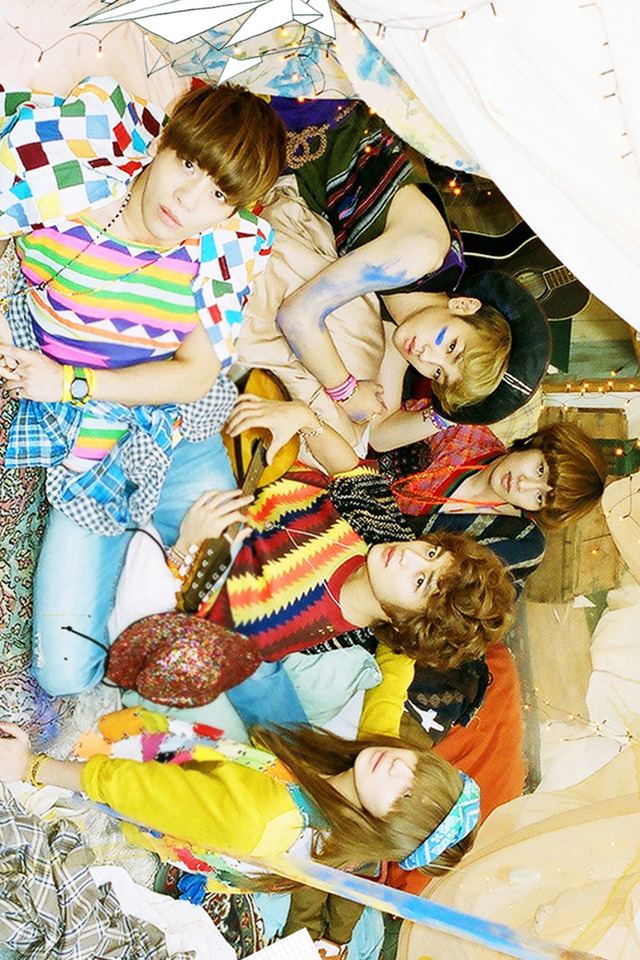 SHINee 「Sherlock」 Wallpaper 2