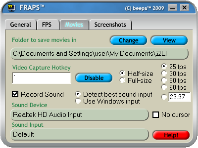 FPS, FPS모니터링, Framerate, Fraps, FRAPS2.9.99, 게임 동영상 녹화, 게임 영상 저장, 게임동영상, 게임동영상 캡쳐, 게임영상 녹화, 프랩스, 프랩스 다운로드, 프랩스 사용방법, 프랩스 사용법, 프랩스 최신버전, 프레임속도, 프레임속도 모니터링, 프랩스 한글판, 프레임, 게임 프레임, Game, Game Util, game frame