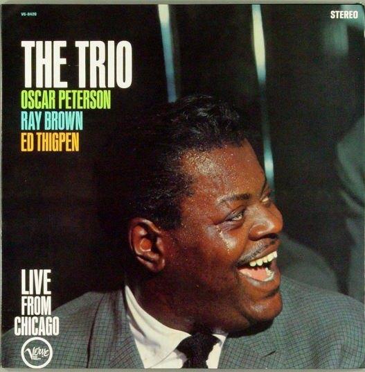Oscar Peterson Trio, The - Album 4