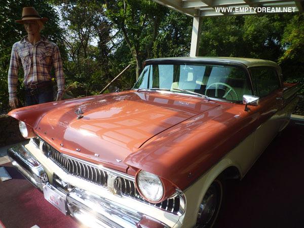 세계자동차제주박물관, 머큐리 몬터레이 Mercury Monterey