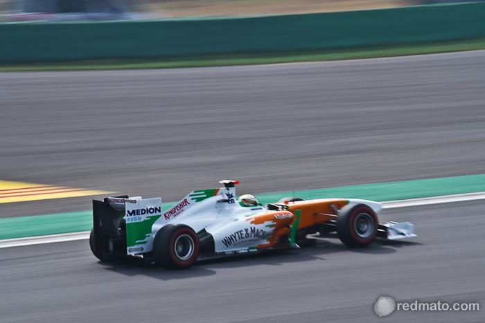 2011 F1 코리아 그랑프리를 관람하다