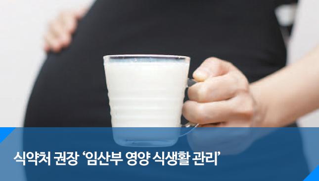 임산부 음식