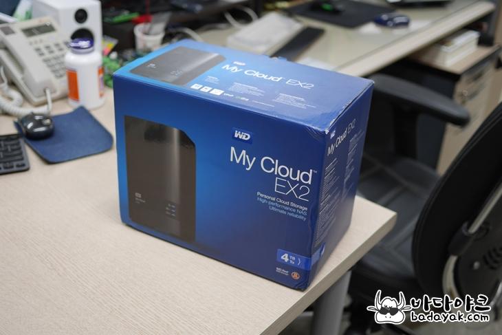WD My Cloud EX2