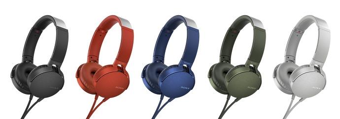 소니코리아, 강렬한 클럽 EDM 사운드를 위한 엑스트라 베이스 헤드폰/이어폰 4종 출시