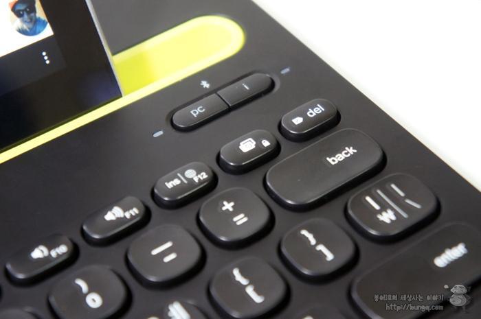 로지텍, 블루투스 키보드, K480, 멀티디바이스, 디자인, 기능, 특징, 페어링, 방법, 사용법