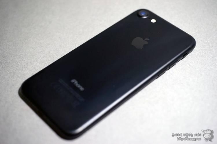 아이폰7, iphone7, 블랙, 매트블랙, 개봉기, 디자인, 실물, 핸즈온