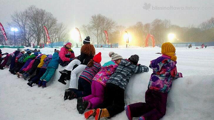 겨울 스키복 입니다