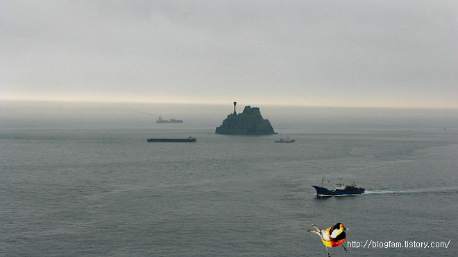 주전자섬(생도生島)