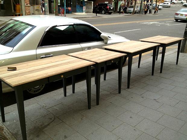 우리홍익가구나라 :: 카페 마마스 빈티지 테이블
