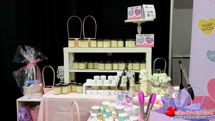 캐나다 최대 규모 '전국 여성 박람회' 유기농 화장품