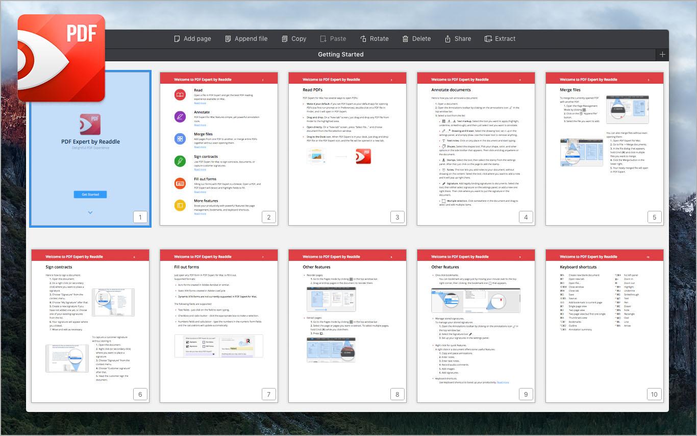 iOS용 인기 PDF 뷰어 'PDF Expert 5', 맥용으로 출시... iOS 버전은 한시적으로 무료 배포