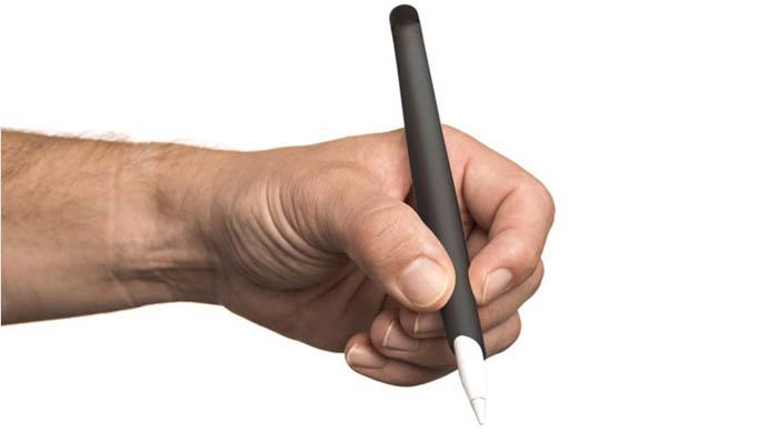 그리핀, 애플 펜슬용 실리콘 그립 '펜슬 슬리브(Pencil Sleeve)' 출시