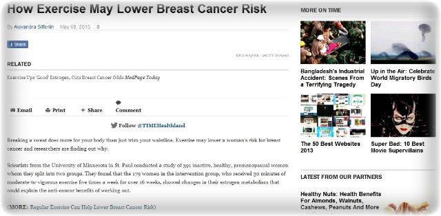 다이어트-힐링-건강-웰빙-성인병-고혈압-당뇨-비만-암-장수-breast cancer-exercise-운동-유방암-건강-운동효과