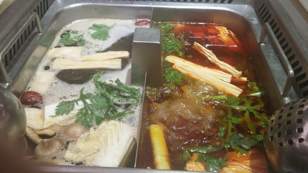 [명동 맛집] 하이디라오 - 제대로 된 중국식 훠궈를 맛보자.