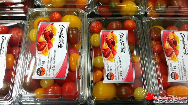 미식가 메들리 토마토(Gourmet Medley tomato)