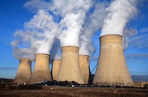가장 많은 원자력 발전소를 보유하고 있는 국가 TOP7