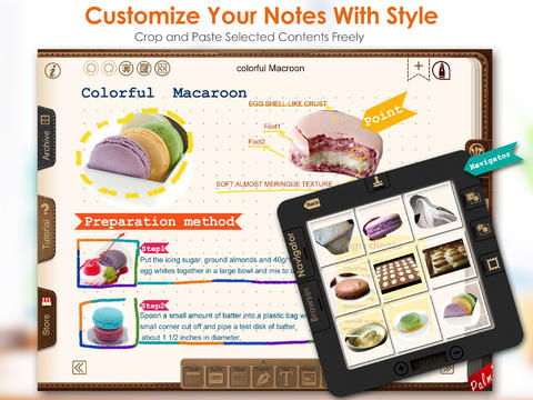 NoteLedge Lite for iPad 아이패드 노트 드로잉 웹클립 드로잉 녹음