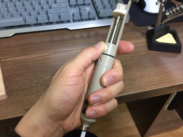EXSO 납흡입기 DS-1020 사용후기 납땜 장비
