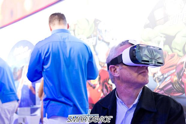 삼성, 삼성전자, 삼성 VR, 기어VR, 오큘러스, 가상현실, VR, 오큘러스 리프트, 갤럭시노트4, 갤럭시노트4 기어VR,