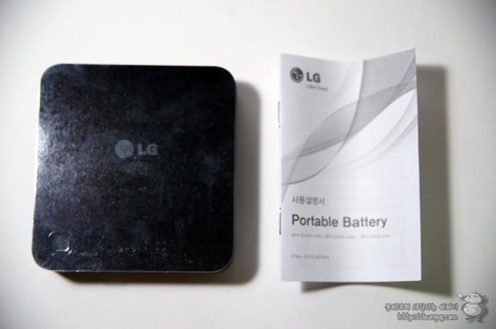 10400mAh, 대용량, 보조배터리, 추천, LG BP4, 구성
