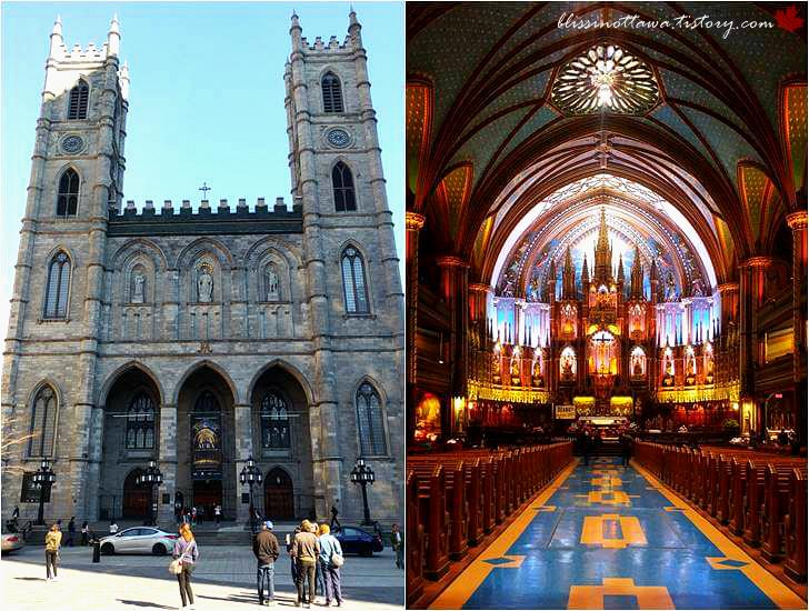 몬트리올 관광 명소입니다