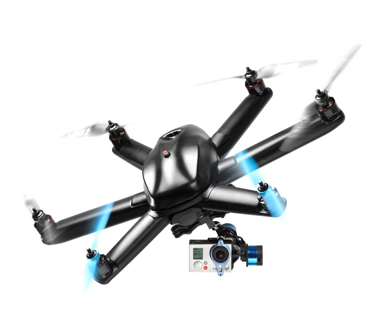 HEXO+: Your Autonomous Aerial Camera - Drone