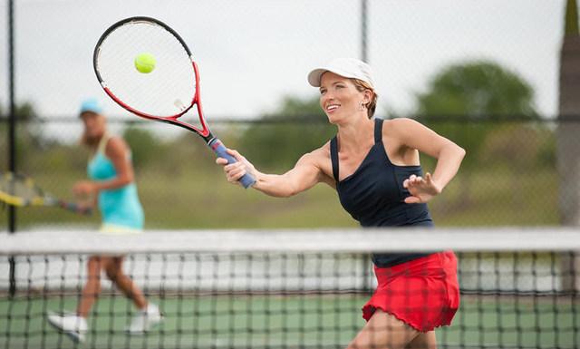 골다공증에좋은운동 테니스 건강