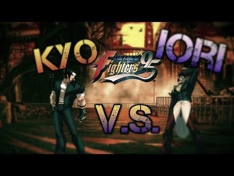 KOF95 - Kyo vs Iori