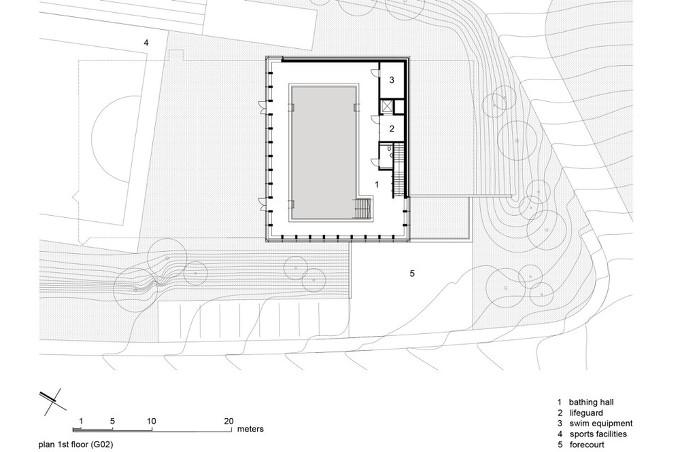 Illiz Architektur Swimming Pool Allmendli Erlenbach Switzerland 5osa