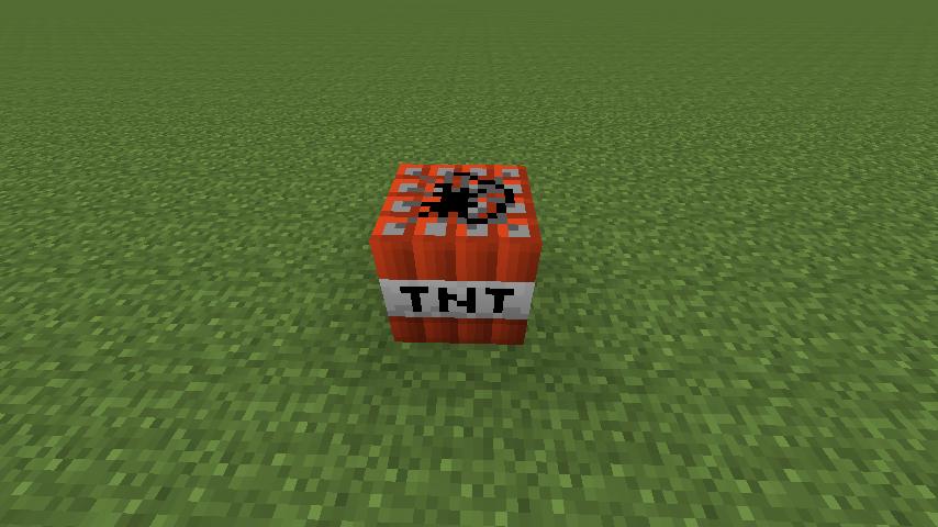 마인크래프트 TNT 조합법