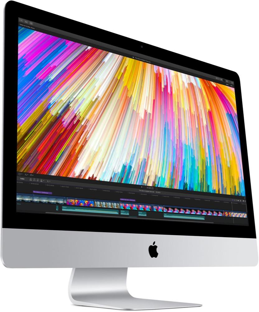 '맥은 비싸다'는 편견을 깨다 : iMac(5K Retina, 2017) 리뷰