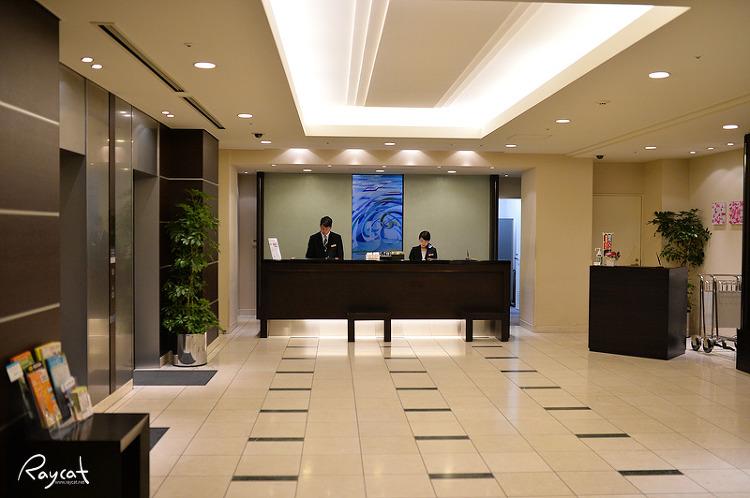 리치몬드 호텔 로비