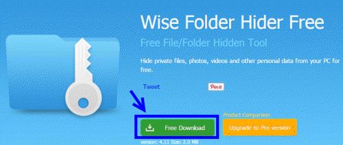 Wise Folder Hider파일 받기