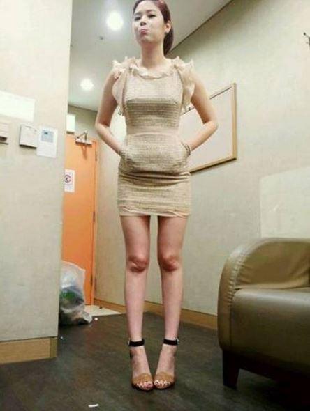 가수 린 은근좋은몸매 모음 성형전 사진 변천사 장난아니다