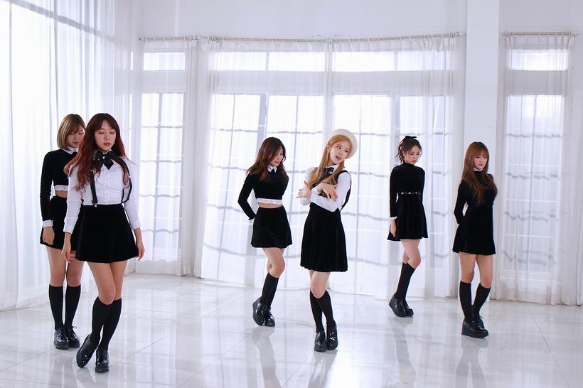 에이핑크 '별의 별' 뮤직비디오 촬영 고화질 비하인드컷 -B 13장
