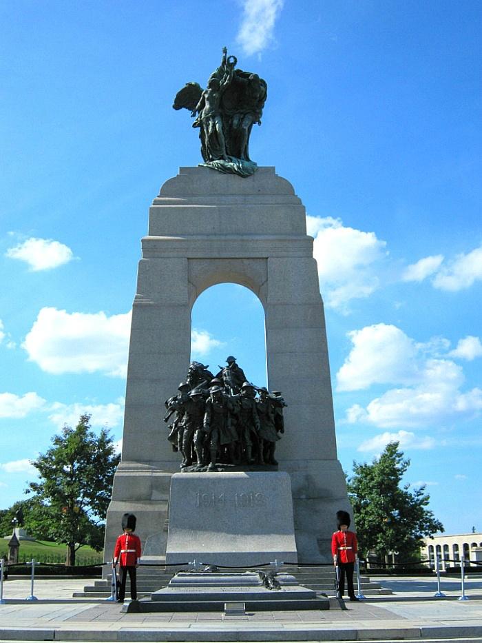 캐나다 국립 전쟁기념비 National War Memorial of Canada