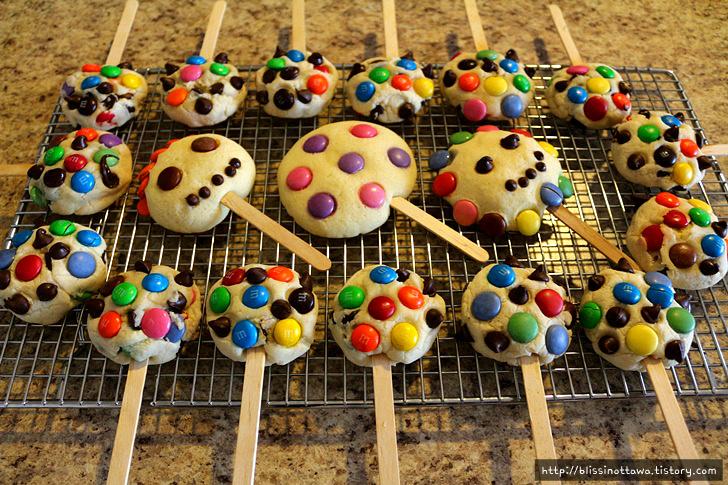 막대 쿠키 만드는 법
