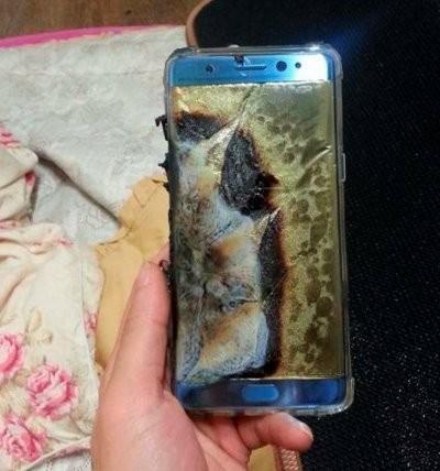 갤노트7, 주문폭발, 충전중폭발 연쇄폭발이다.(휴대폰 폭발 사례,아이폰폭발)