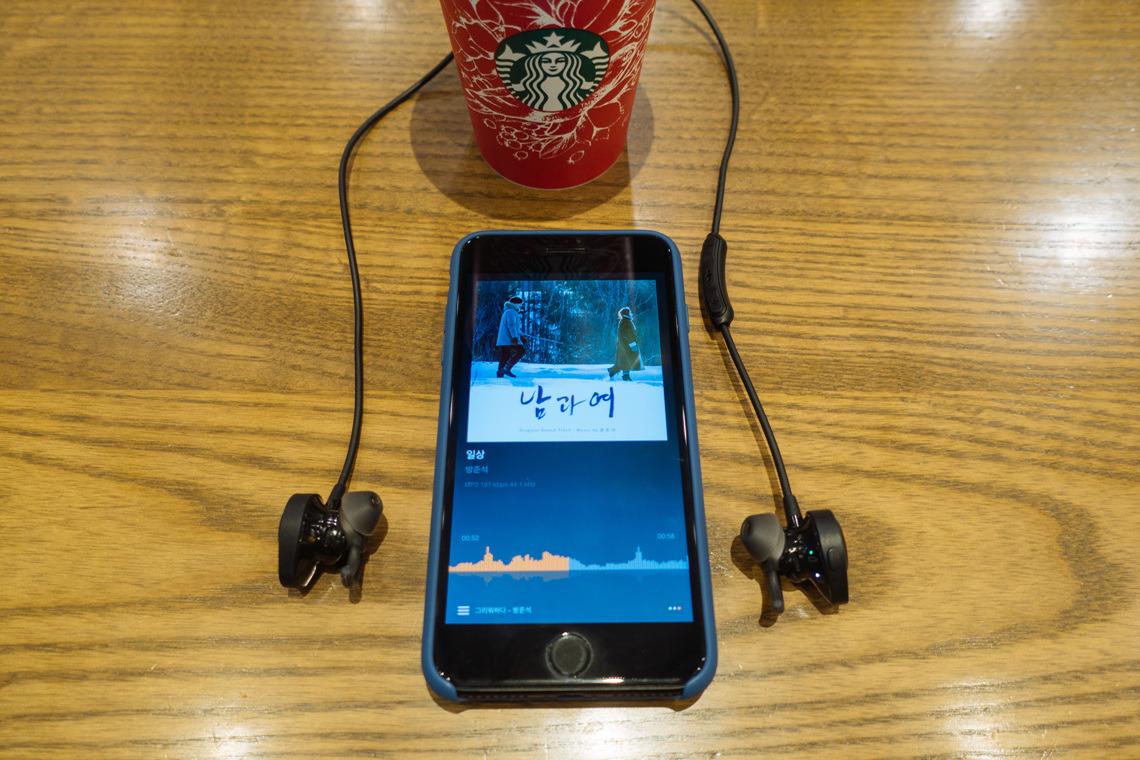 보스 사운드스포츠 와이어리스 + VOX 앱