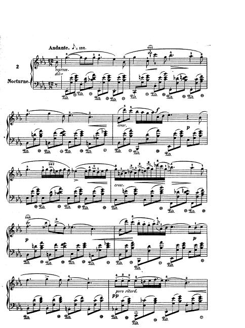 chopin nocturne in eb major pdf