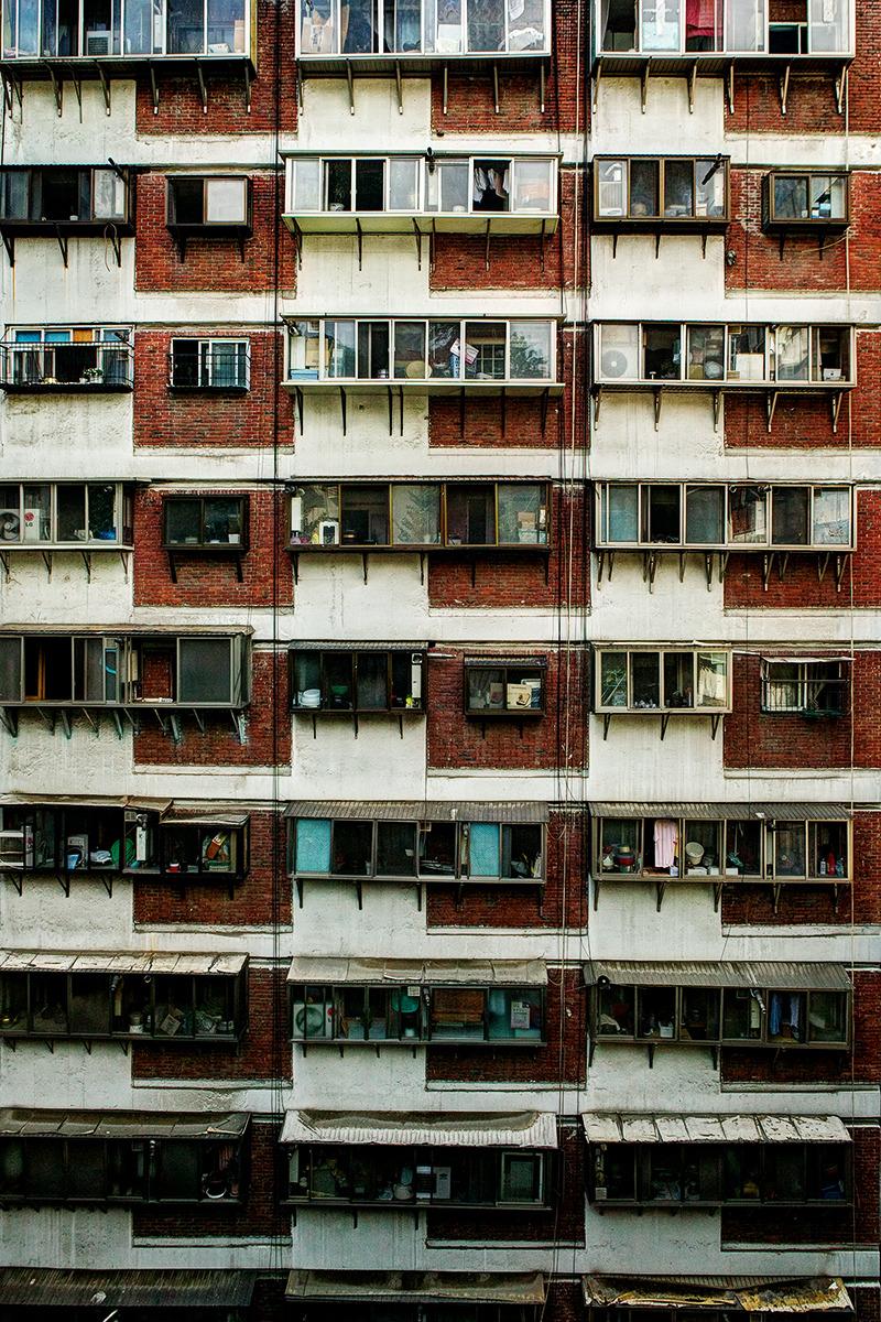 회현동 시범아파트-80년대 시범을 보이고자 지어진 이제는 허름한 아파트
