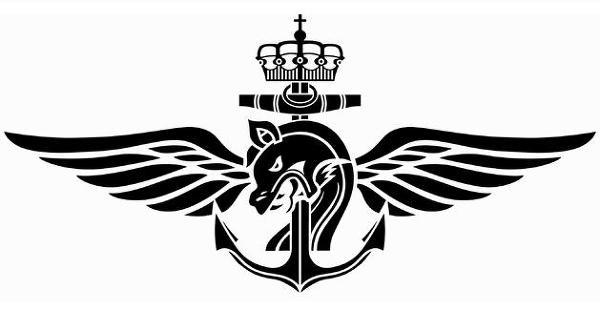 MJK(Marinejegerkommandoen) 로고