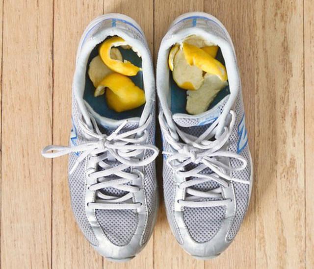 신발냄새없애는방법 귤껍질활용법