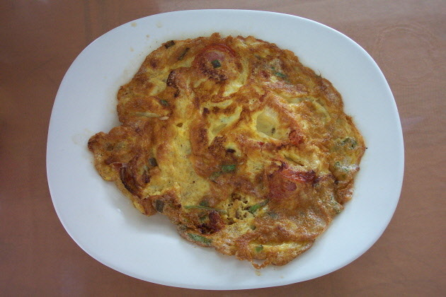 Thai-Style Omelet (Khai Jiao) Recipe — Dishmaps