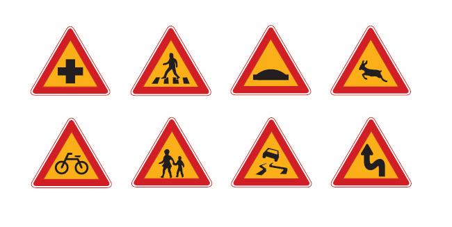 도로 교통표지판, 모두 알고 계시나요? - 불곰의 자동차일기