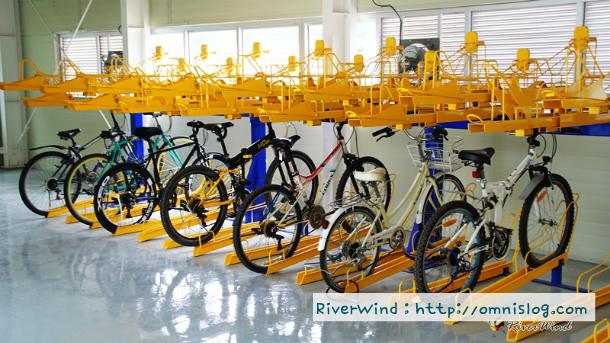 자전거주차장 - 자전거파킹