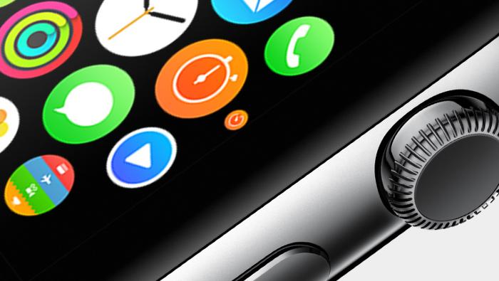 디지털 크라운은 유동적으로 애플의 시계탐색