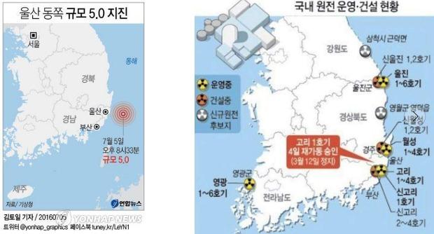 나는 북한보다 핵발전소가 더 무섭다